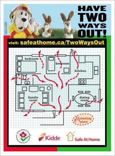 Fire Prevention Week – School Fire Drills / Fire and Safety
